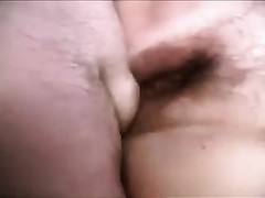 Old and chunky golden-haired slut can't live without hardcore fingering and brutal dude