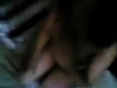 Aamteur Hindu nympho keeps on engulfing black pecker of her BF