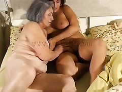 Salacious lesbian babes make every other cum with their playful fingers