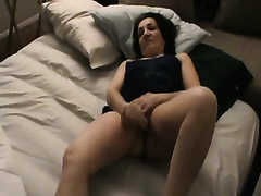 I love playing with my marital-device in front of my online viewers