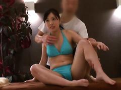 Amazing video with me enjoying astonishing relaxing massage