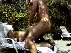 Insatiable and breasty blond milf craves a enormous pounding from behind