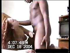Salacious redhead coed playgirl receives brutally screwed by my BBC