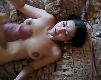Doggystyle pounding of my curvy dark brown Indian girlfriend