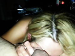 Blond haired MILFie hotwife was licking anus of my wicked ally