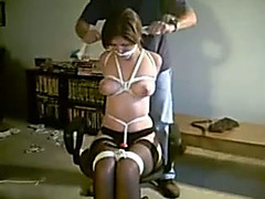 BDSM and dilettante thraldom games with my white wifey