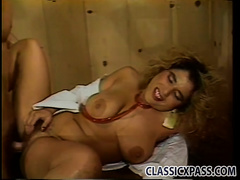 Kinky and impure blond with precious scones gets screwed