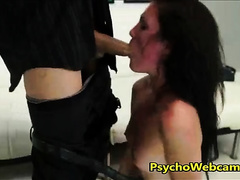 Teen First Time Casting Turns Extreme