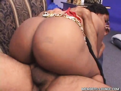 My large dick is so much pleasure for this filthy Indian wench