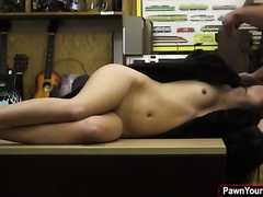 Slutty Latina bonks a pawn guy for the payment difference
