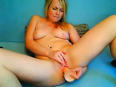 Homemade solo movie scene with me, testing a fresh sex toy