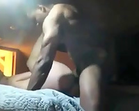 Blonde hoe licks my backdoor and sucks my BBC in advance of we have sex