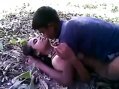 Amateur dark brown call wife acquires drilled by horn-mad Bangla stud