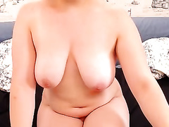 Chubby redhead white milf is likewise loud but I do not care