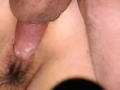 Fucking my bulky older white bitch on intimate sex episode