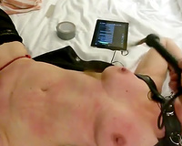 Mature granny can't live without when I tie her up and punishment