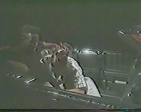 Sultry breasty mature honey blows big dark cock in the car