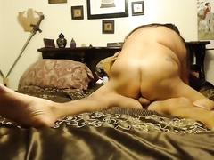 big beautiful woman college slutwife rides her slim boyfriend on top