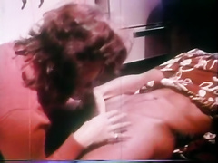Vintage porn compilation with Male+Male+Female sex and pliant slut
