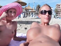 Forced fuck in three with a couple and a hot amateur babe