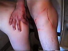 Babe gets violently raped by her brother while in the shower