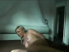 Juicy blonde girl with big tits gets anal screwed in rape porn