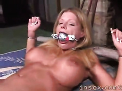 Submissive milf wife with big ass and tits raped by a sexual maniac