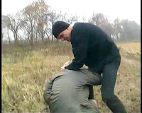 Drunk wife gets abused and raped by two wicked dudes in the woods