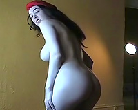 Trancing you with techno strips for husband friends and her hot tits and by fingering her pussy