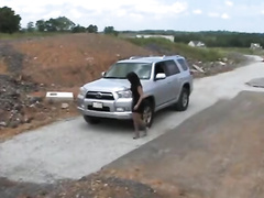 Wife gets raped on the road instead of getting her car fixed