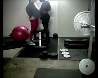 Horny PAWG [Slut Wife] who like to fuck personal training