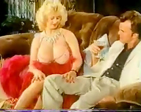 Old homemade retro episode of my gorgeous busty Married slut