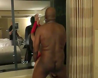 Sex on vacation! Cuckold wife with BBC lover