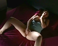 A little longer play this time! Wife masturbation