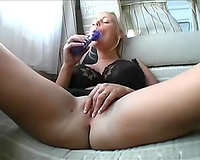 My astounding girlfriend with biggest bra buddies loves missionary position