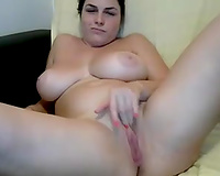I demonstrate my exceedingly hot body and rub my pussy with great wish