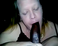 Cute obese student floozy gets wild over my large dark penis