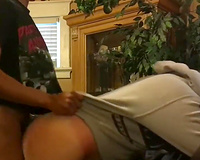 Husband at home while I go enjoy black cock with no interruptions
