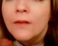 Mouthful for my beautiful fat grenn eyed resigned white women