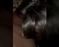 Black slut wife enjoy sucking dick BBc