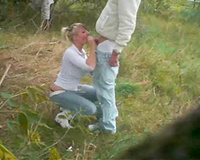 Horny German mother I'd like to fuck wife of my ally gives me head on picnic