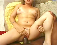 Curvy amateur wife boned in the sticky cookie
