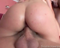 Anal amateur wife is the center of a group episode