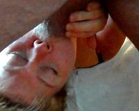 My Wife upside down sucking me