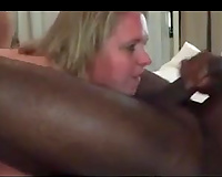 Nikki slut wife and her bisexual hubby share BBC