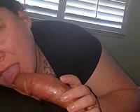 My wife sucks some bomb dick...wat do u think?