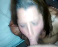 Nympho wife gangbang with many cocks sex in vacation