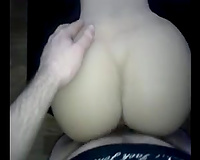 Big silicon gazoo doesn't mind from from behind pounding