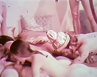 Persian orgy with highly lascivious and hot brunettes