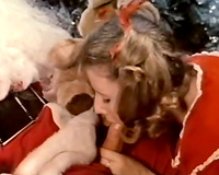I think that Santa has to fulfill even dirties wants
